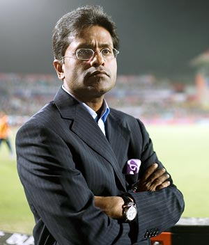 Rediff Cricket - Indian cricket - Lalit Modi resigns from RCA, says 'goodbye to cricket administration'