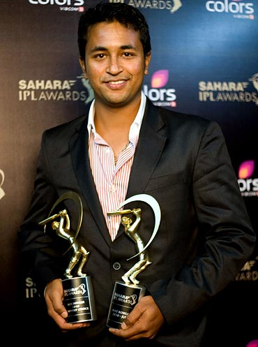 Pragyan Ojha was IPL Jury's Best Bowler and Viewers Choice Best Bowler in IPL-3
