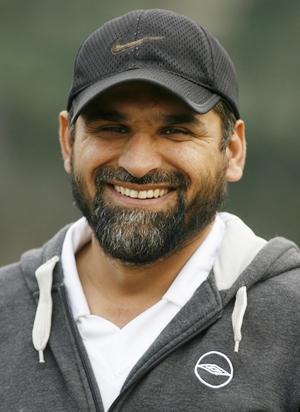 Afghanistan coach Kabir Khan