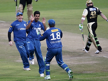 Limited Overs Cricket