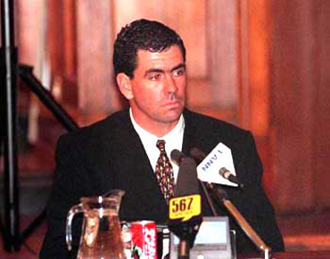 Former South African captain, the late Hansie Cronje had accepted before the Judge Edwin King Commission in 2000 that he had fixed matches