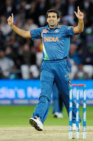 Zaheer Khan back to lead the bowling line-up
