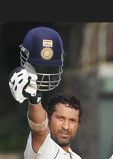 An overview of Sachin Tendulkar's Fab Fifty