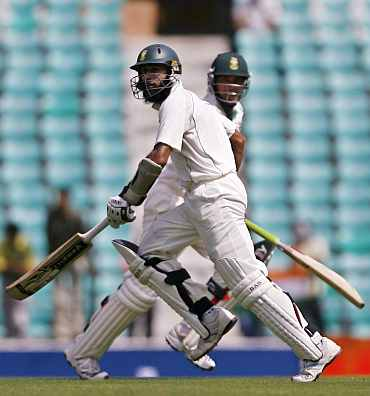 Hashim Amla and Jacques Kallis