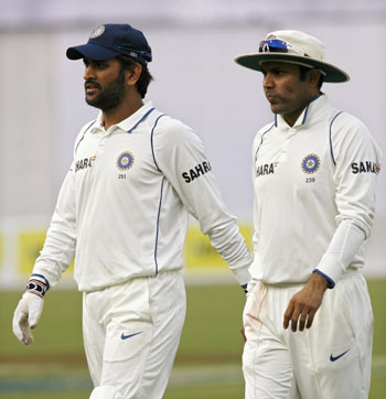 Ms Dhoni and Sehwag