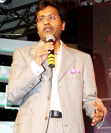 Lalit Modi