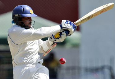 Tillakaratne Dilshan plays a pull shot