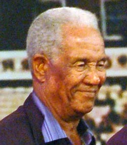 Sir Garfield Sobers in Mumbai