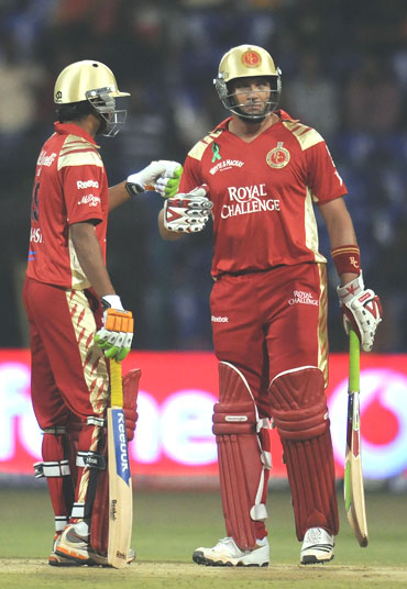 Jacques Kallis and Manish Pandey