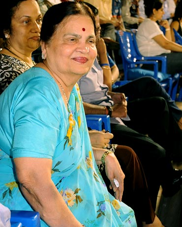 Mukesh Ambani's mother Kokilaben Ambani