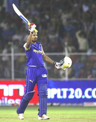 Yusuf Pathan celebrates his half-century