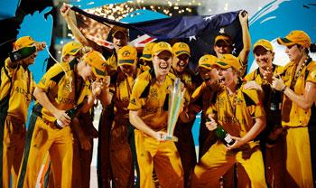 Australian women's team