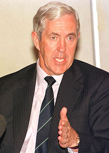 ICC anti-corruption chief Paul Condon