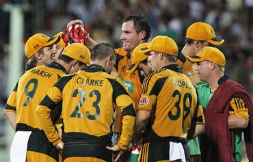The Australians are hoping to protect their proud record on Indian soil
