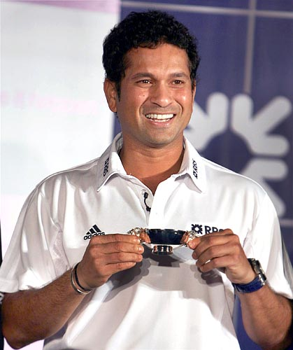 Unreal to be named with Bradman: Tendulkar