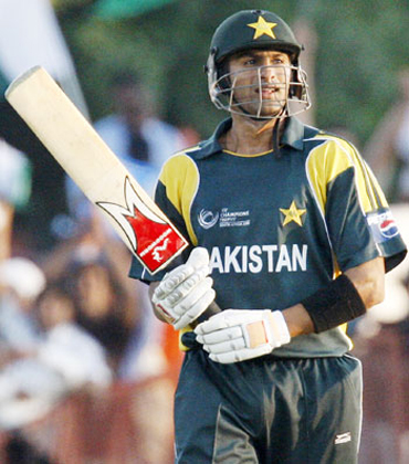 Shoaib Malik's one-year ban was lifted in May