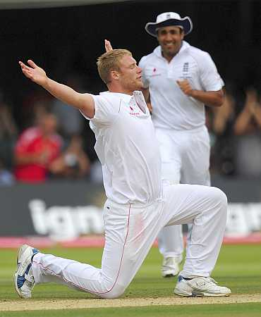 Andrew Flintoff