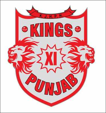 Logo of Kings XI punjab