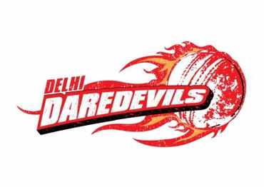 Logo of Delhi Daredevils