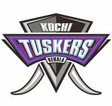Logo of Kochi Tuskers