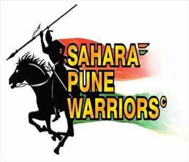 Logo of Sahara Pune Warriors