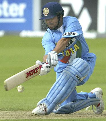 Sachin Tendulkar  Sachin Tendulkar Batting Style