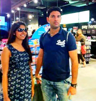 'A dream come true to meet Yuvraj'