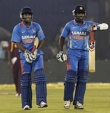 Varun Aaron and Umesh Yadav