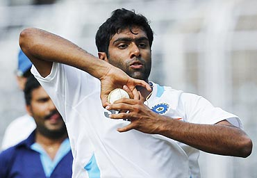 Many firsts for Ashwin
