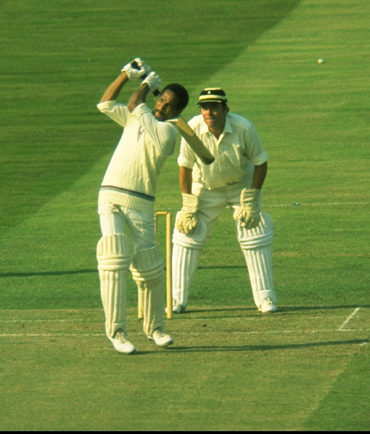 The incomparable genius, Gary Sobers