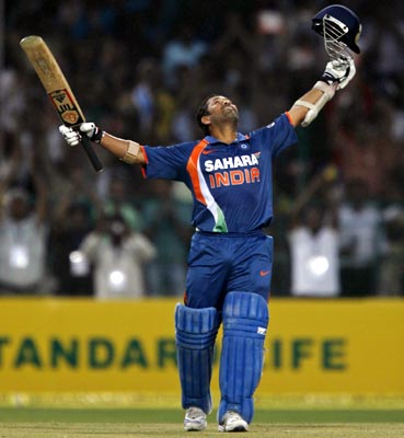 Sachin Tendulkar: 200 not out