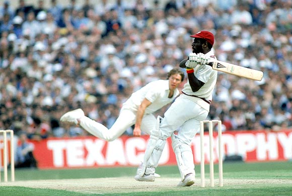 Viv Richards: 189 not out