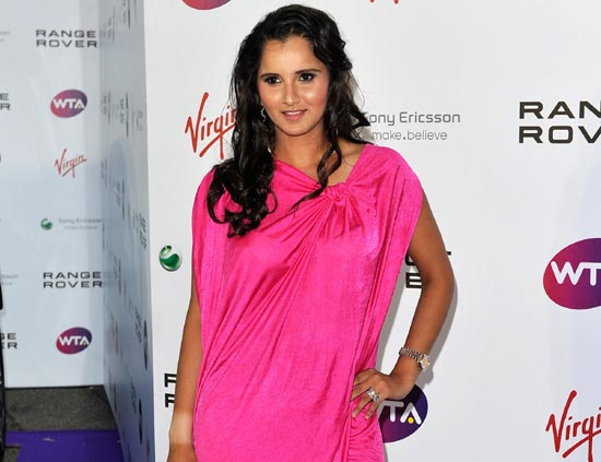 Sania Mirza-Malik