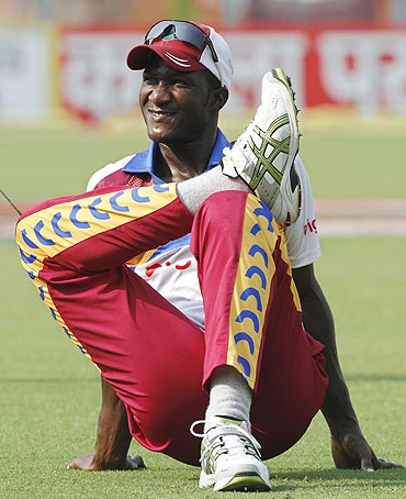 We are motivated to win: Sammy