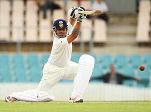 Sachin Tendulkarbats during day two of the International Tour match between India and the Cricket Australia Chairman's XI on Friday
