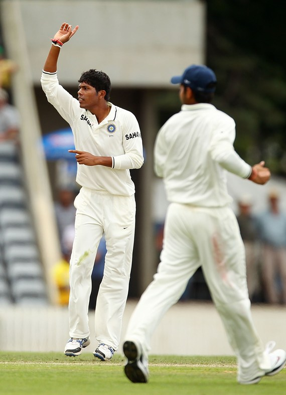 Umesh Yadav appeals unsuccessfully