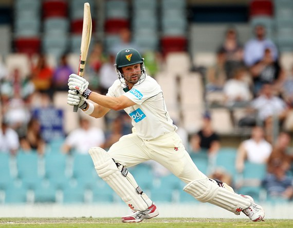 'Hussey is an inspiration for me'