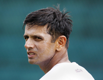 Dravid remains dependable and indispensable