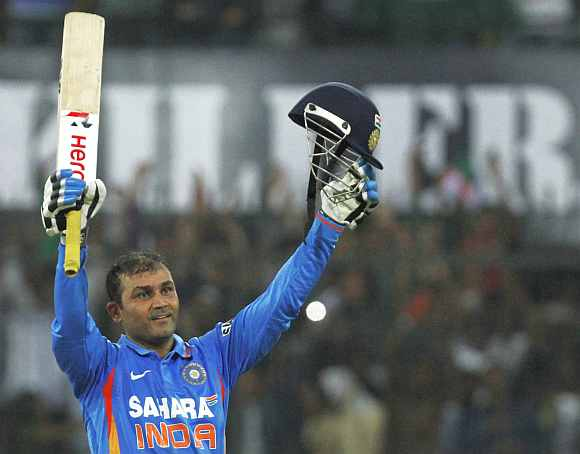 'I'm never going to be a Sehwag'