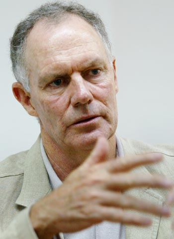 Chappell unaware of interaction with Australian team