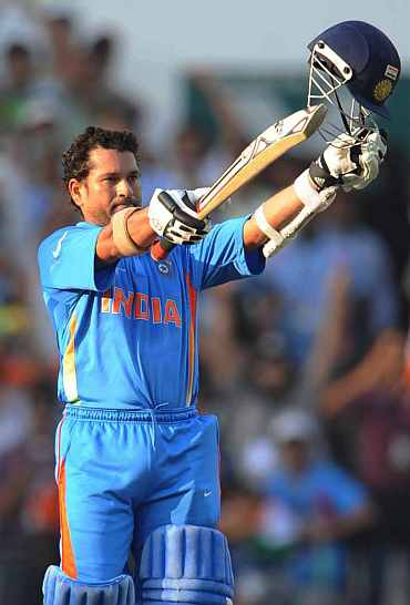 ICC Player Rankings: Tendulkar rests at sixth place