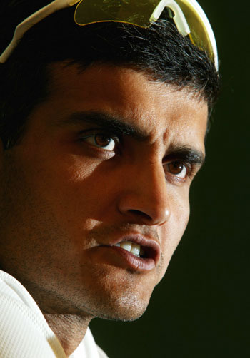Ganguly praises Clarke for showing faith in senior pros