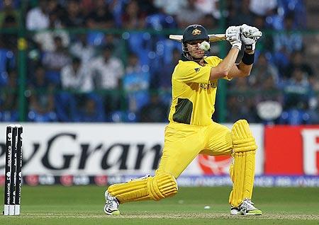 Injured Watson to miss Sydney Test