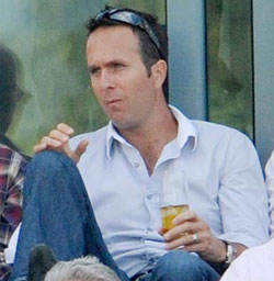 michael vaughan