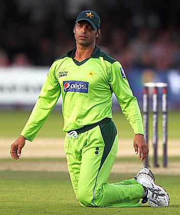 'Shoaib Akhtar has improved in patches' - Rediff.com Cricket