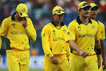 Australian team