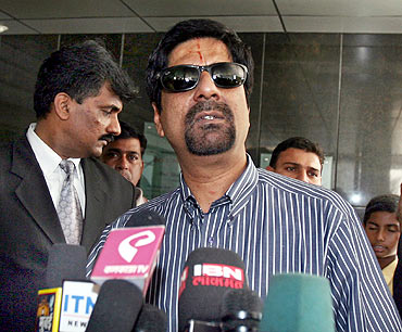 Srikkanth is the chief selector of India's current World Cup team.