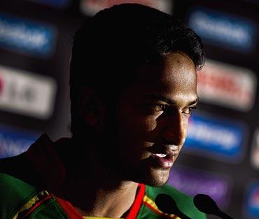 Bangladesh captain Shakib Al Hasan