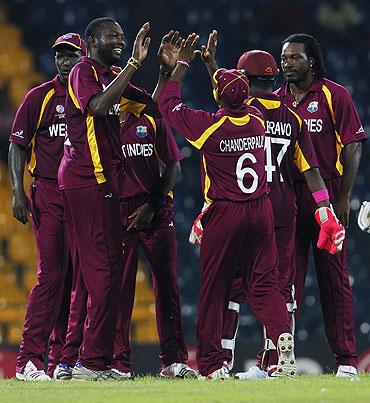 West Indies team