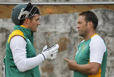 Graeme Smith and Jacques Kallis